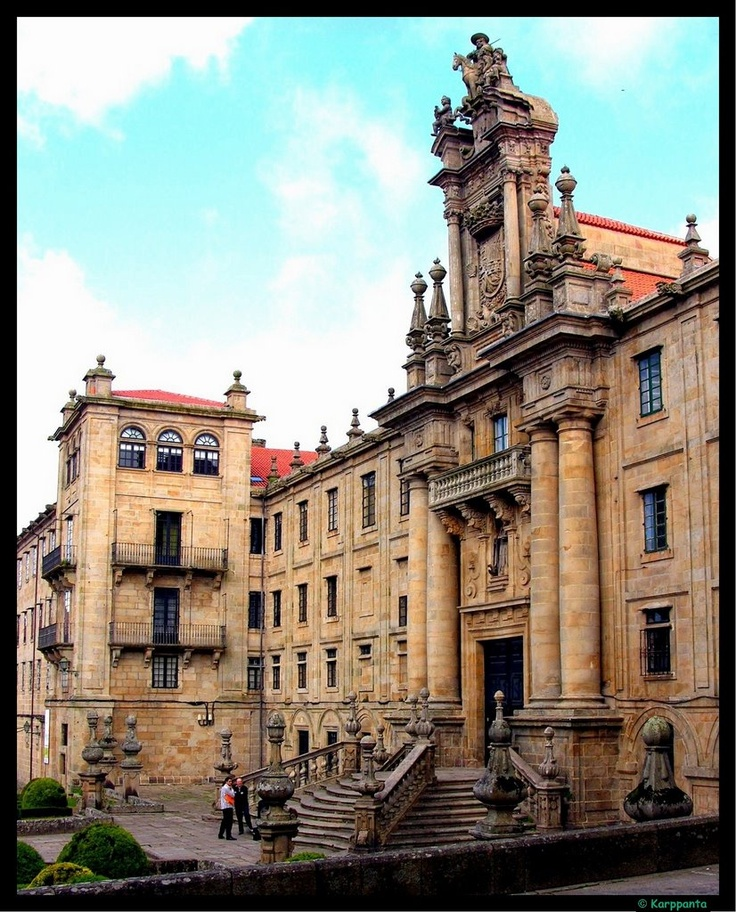 S. Martín Pinario - Santiago de Compostela  Galicia  Spain