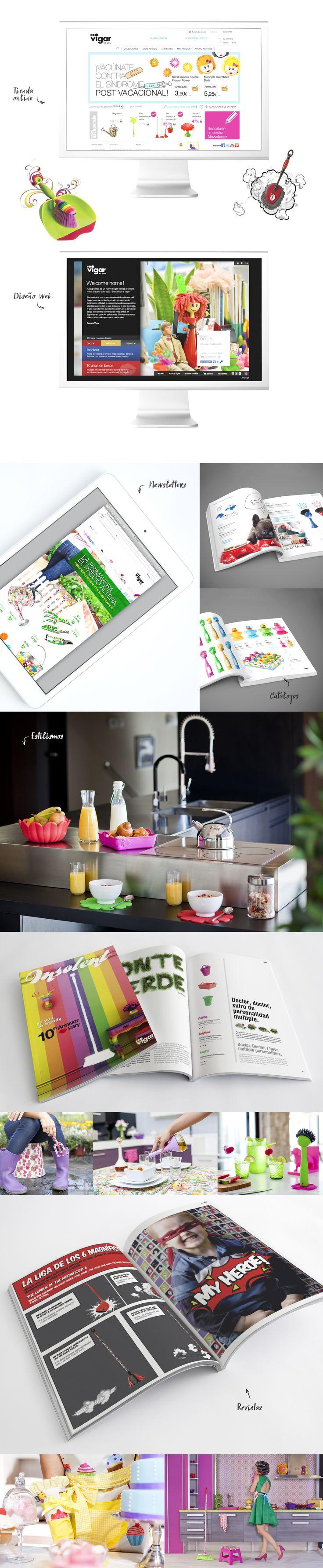 VIGAR wannaone #diseño #estilismo #fotografía editorial #web #tiendaonline #design #web #shop #online #happy #prints
