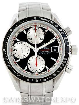 Omega Speedmaster Day Date Chronograph Watch 3210.51.00 Unworn