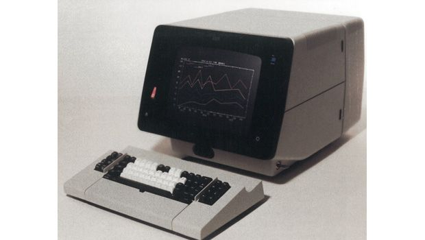 IBM 3278 Colour Display Station. First IT products I used on business.