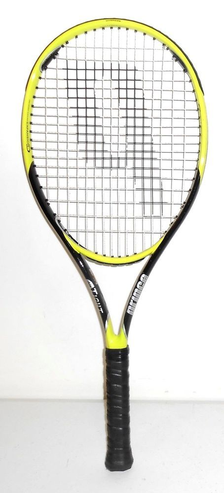 """Prince Air Tight Oversize Graphite Extreme Tennis Racquet Grip 4.5"""" #Prince"""