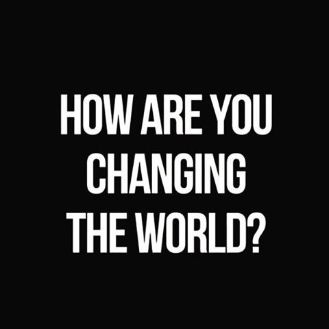 #MidWeekMotivation #HumpDay Every minute of every hour of every day is another chance to do something positive and make a change!