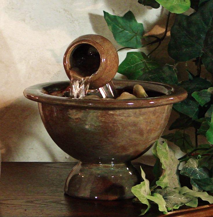 167 best Desktop Fountains images on Pinterest | Tabletop water ...