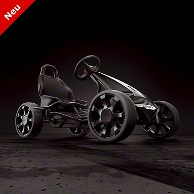 Nicht nur was fürs Auge: Puky® Go-Kart F 550 Black Edition!