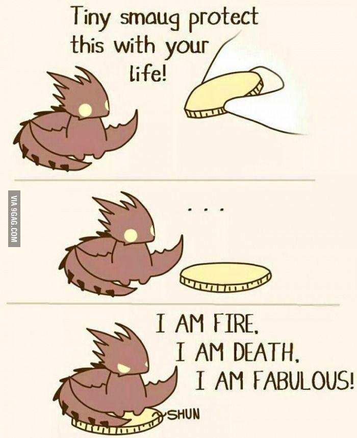 Fear him!