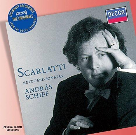 Domenico Scarlatti & Andras Schiff - Scarlatti: Keyboard Sonatas