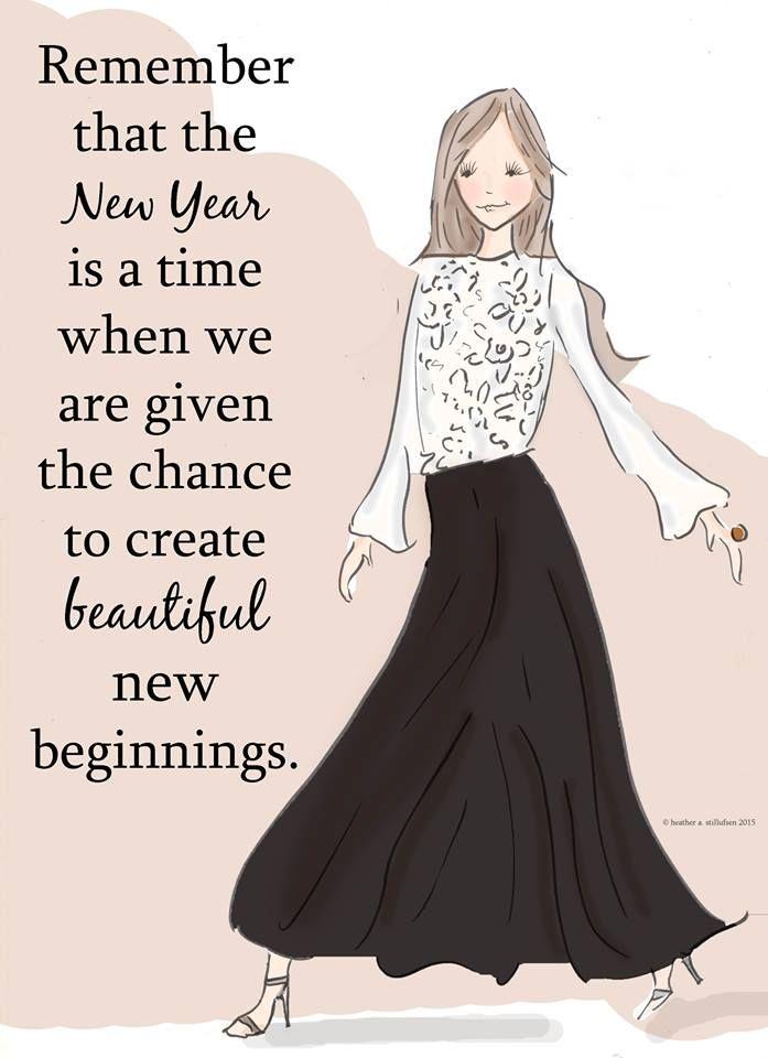 beautiful new beginnings.