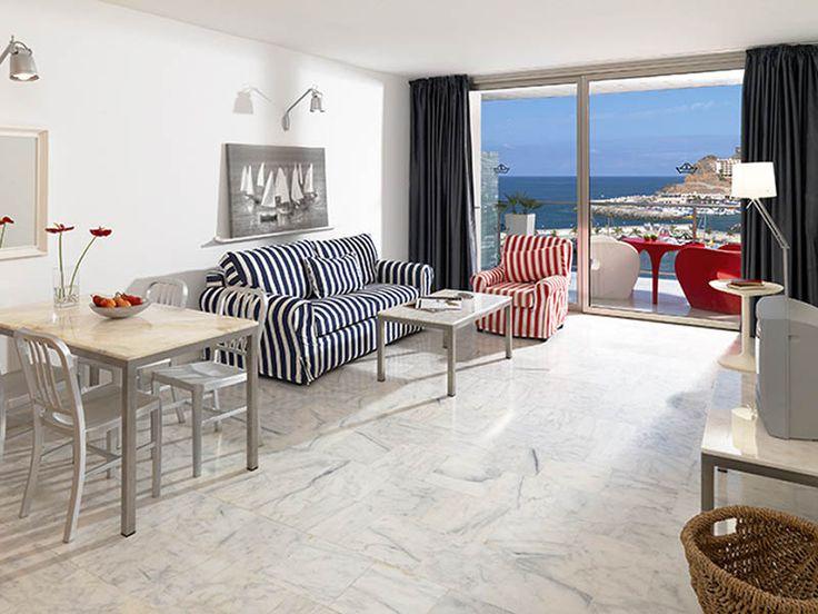 Marina Suites Puerto Rico Gran Canaria Aparthotel