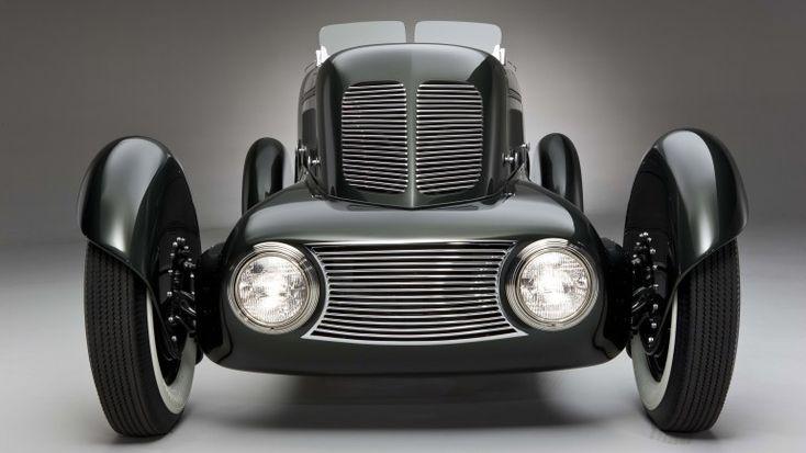 Edsel Ford's 1934 Model 40 Speedster