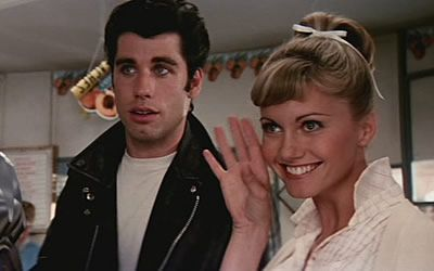 frenchy in grease the movie - Google Search