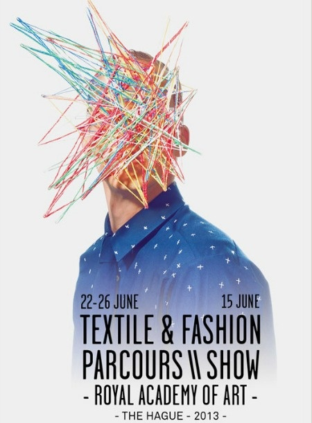 Royal Academy of Art The Hague, KABK Fashion Show June 15 & Parcours June 22-26 2013