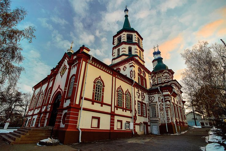 聖十字架教堂|Church of Holy Cross