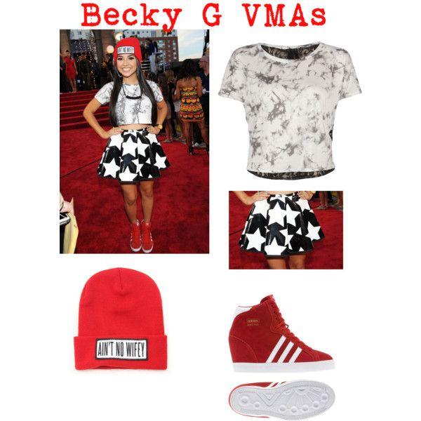 Becky g white dress vest