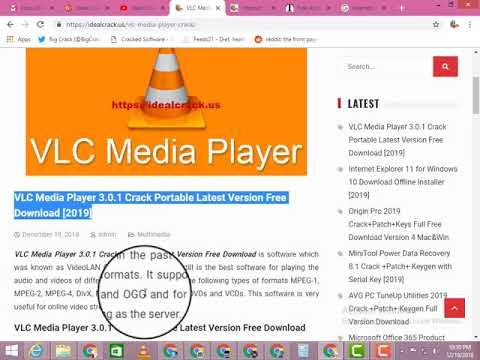 download vlc for pc free full version