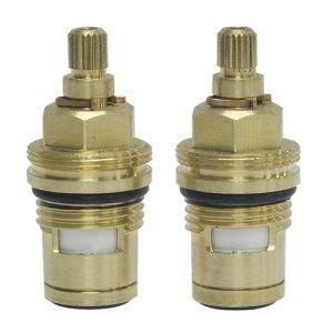 Standard half inch tap valves