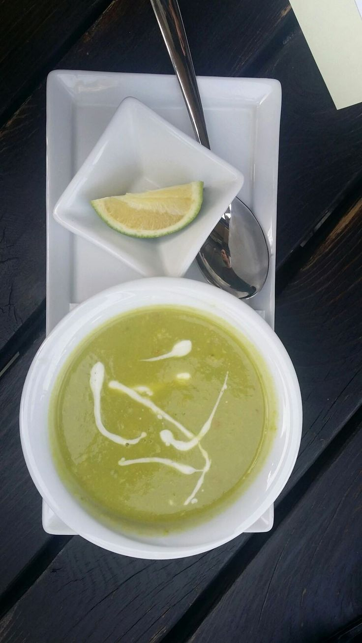 The Easiest And Yummiest Avocado Soup Recipe Ever   Fit Girl's Diary   Bloglovin'