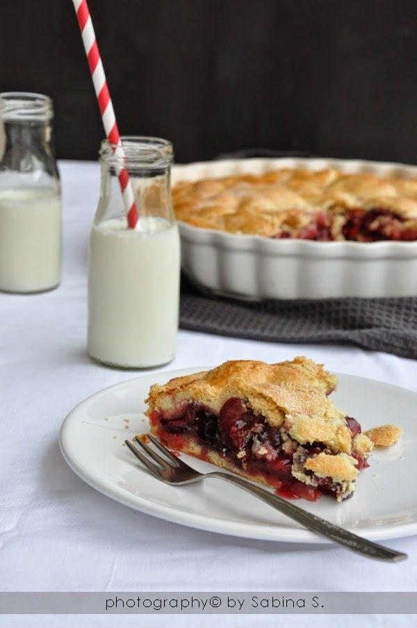 Due bionde in cucina: Pie alle ciliegie/Cherry Pie