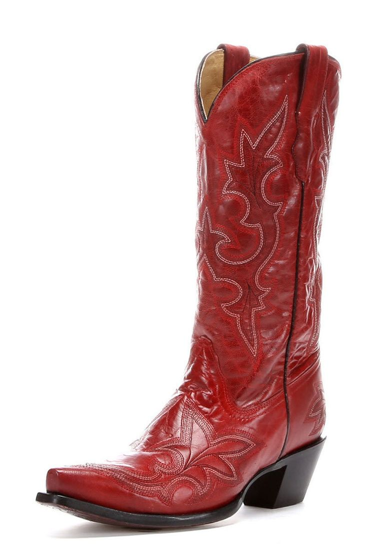 Corral Desert Red Goat Leather Women's Cowgirl Boot (R1952)