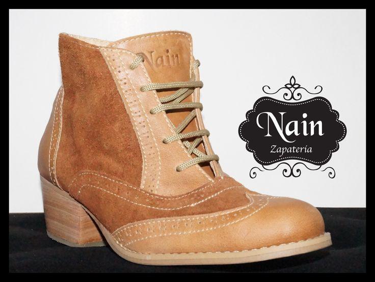 #shoes #lether #100% #chile #zapatos #botines #nain #zapateria #oxford #cuero