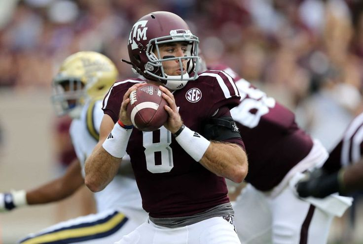 Texas A&M's quarterback Trevor Knight and a throwback wrecking crew defense upset UCLA in OT