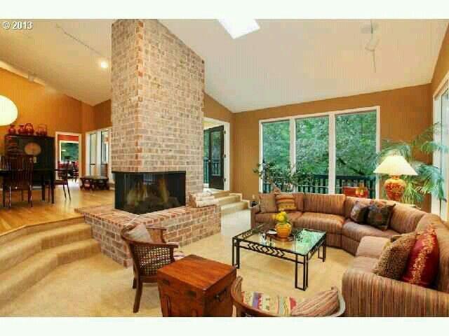Looky Here Scott Doorley Doorley Galloway Sunken Living Room Home Ideas Pinterest Living