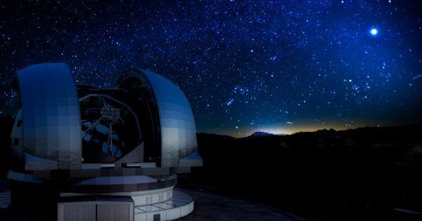 ¡Nueva era de la Astronomía! Construcción del mayor telescopio óptico del mundo#construccion
