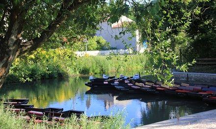 Embarcadère de la Venise Verte à Le Mazeau : Promenade en barque de 2h: #LEMAZEAU 15.00€ au lieu de 29.00€ (48% de réduction)