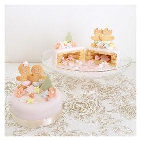 クッキーの中のスプリンクルの色で    ドキドキの発表を楽しんで下さいね♪