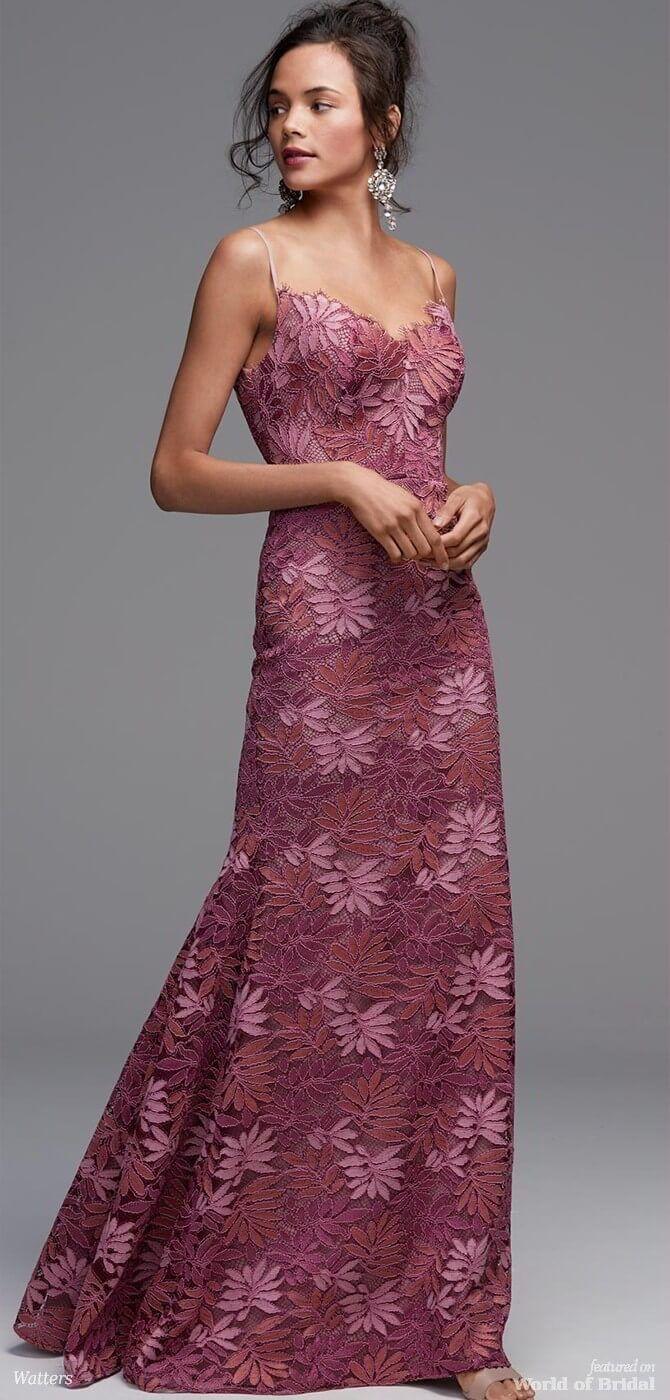 Fantástico Wtoo Precios Vestidos De Dama Imágenes - Vestido de Novia ...
