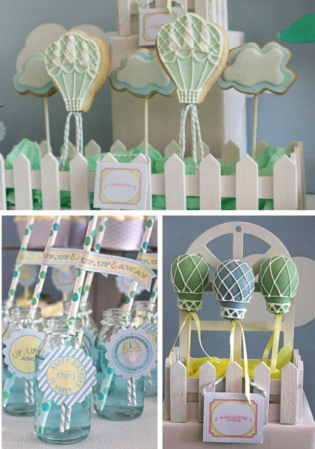 111 best balloon theme party images on Pinterest | Balloon party ...