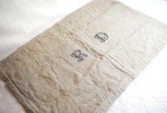 R&D.M.Co- no.475 ネイビースミスバスマット | 広島のリネン・手しごと| créer