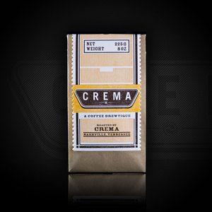Crema Coffee - a nice Nashville nod! JenniferNettles.com