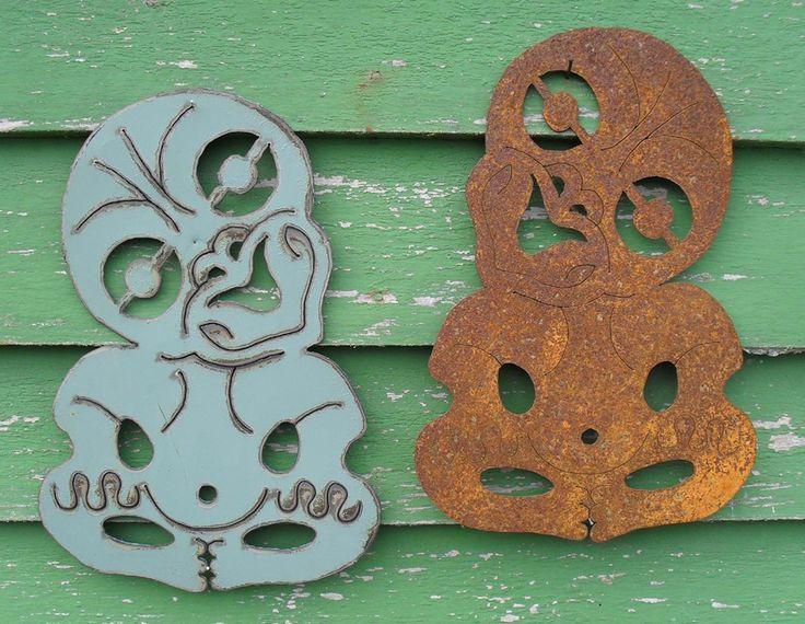 Tiki Garden Art