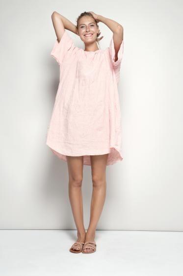 Comfortable dresses blush and breezy #drestfinds @drestmaker