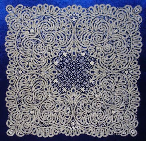 Russian tape lace