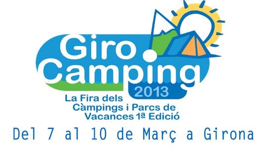 Girocàmping 2013, primera feria de campings en Girona.