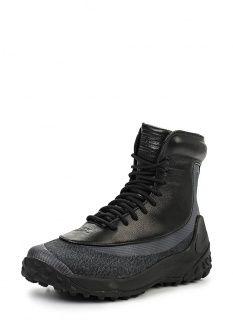 Ботинки Nike, цвет: черный. Артикул: NI464AWFMW98. Женская обувь