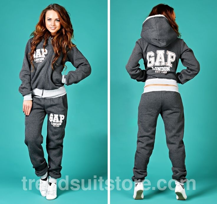 Fashionable Warm Tracksuits Women