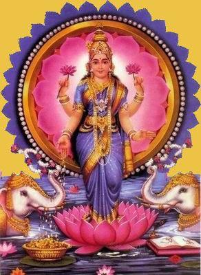 Lakshmi moneyz | November 5 is the Hindu celebration of Diwali, honoring Lakshmi.