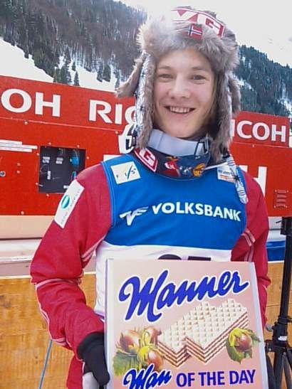 skoki, Anders Jacobsen, Gregor Schlierenzauer...:) |