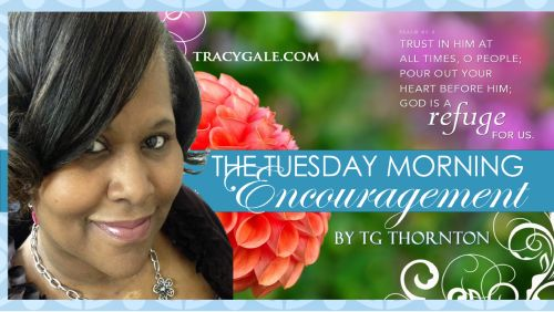 NEW BLOG ENTRY - The Tuesday Morning Encouragement: The Tuesday Morning Encouragement is an vlog that is made available each week by author, T.G. Thornton. For more info go to: http://faithsmessenger.com/sharing-the-good-news/11466/the-tuesday-morning-encouragement/