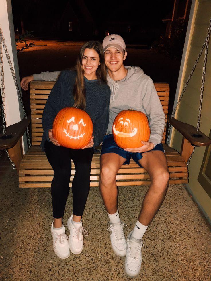 annual pumpkin carving date!!
