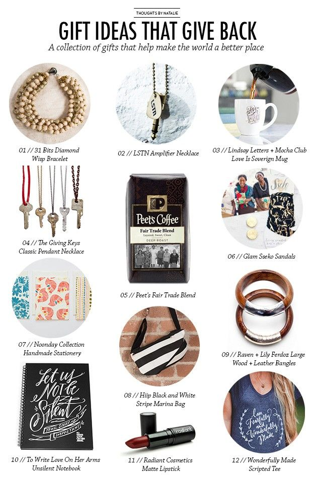 Honored to be featured alongside some other really great companies that are giving back! Thanks @natalie lynn borton!