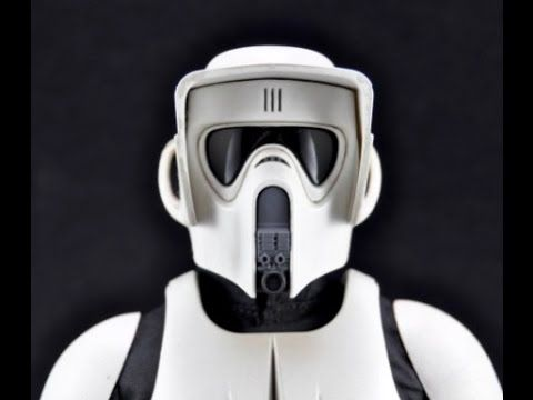 Electrified Porcupine - Toys, Collectibles, Action Figures, Music, WWE, and More!: Star Wars: Scout Trooper Sixth Scale Figure by Sid...