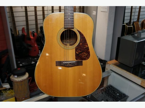 Fender F210 Acoustic Dreadnought Guitar (192297-1)