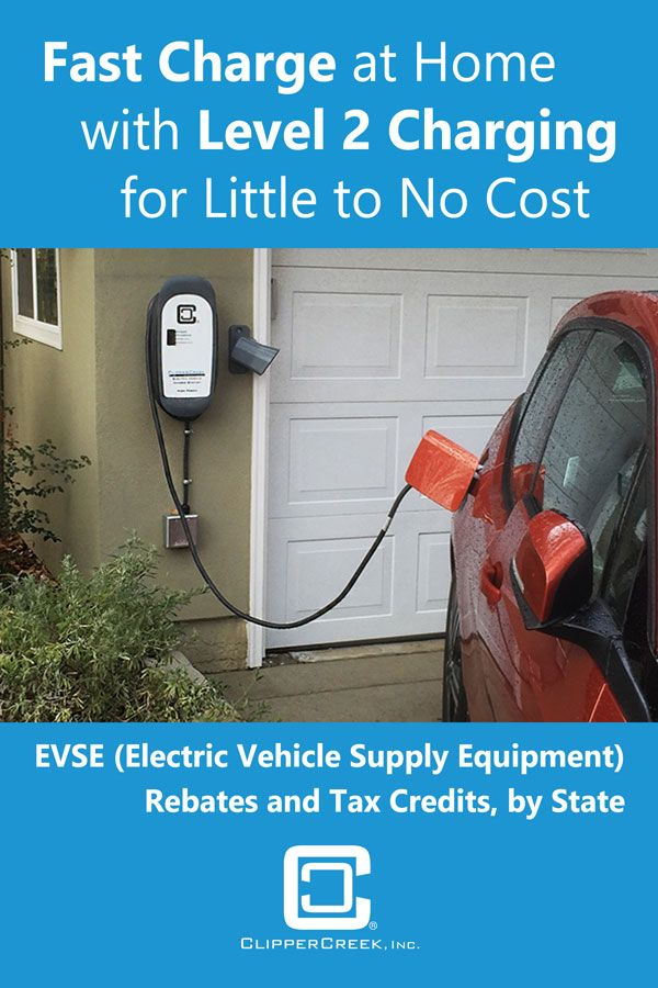 Electric Car Charging Rebates Tax Incentives By State For United States