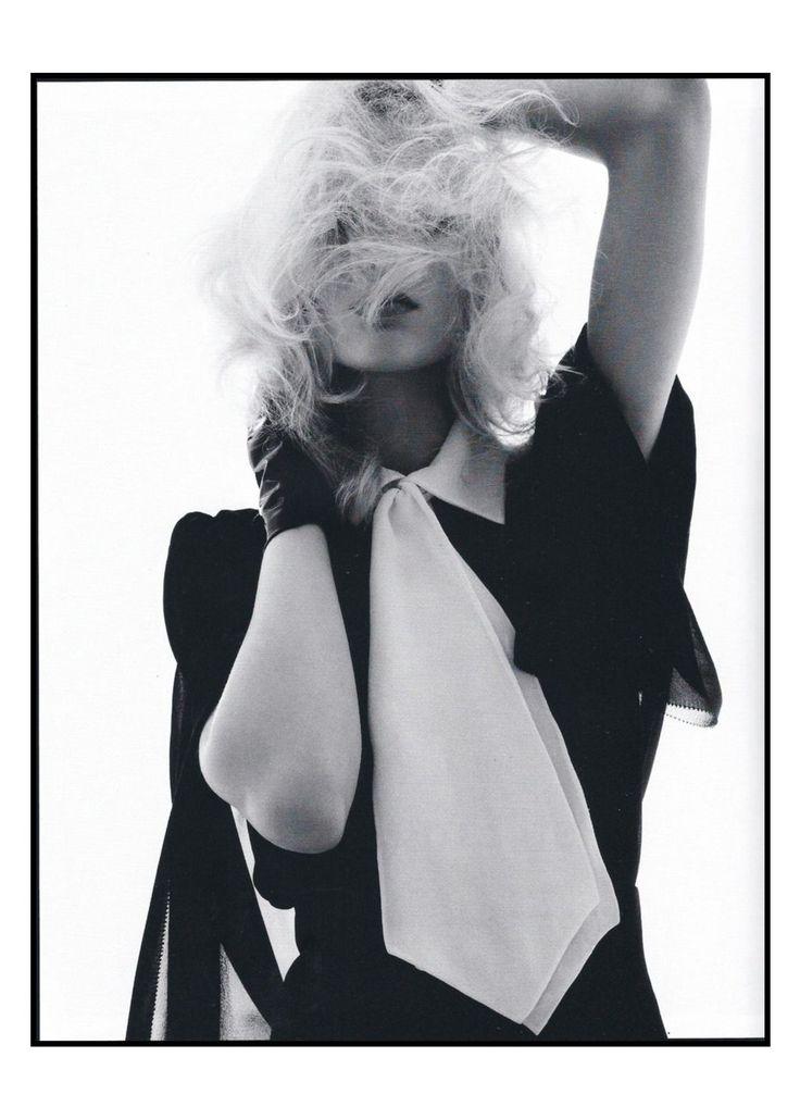 "Muse Magazine #22 ""Yves Saint Laurent"" Model.: Melissa Tammerijn  Styling: Melanie Huynh"