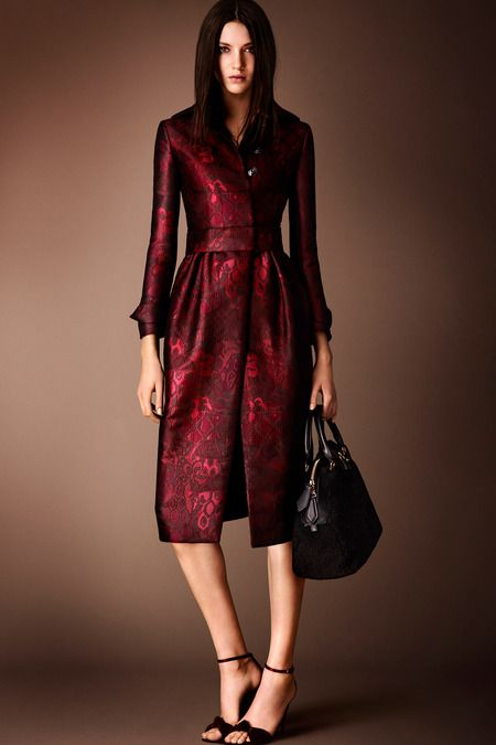 Burberry Prorsum | Pre-Fall 2014 Collection