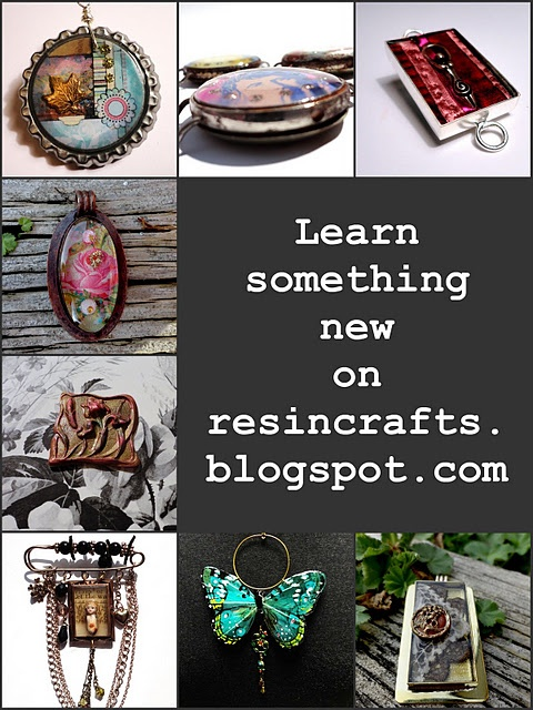 Must go through. Has lots of resin ideas and posts.