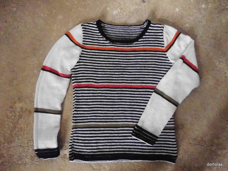 CASTANEA, maglia di cotone - il modello originario - buon sconto by domoras on Etsy